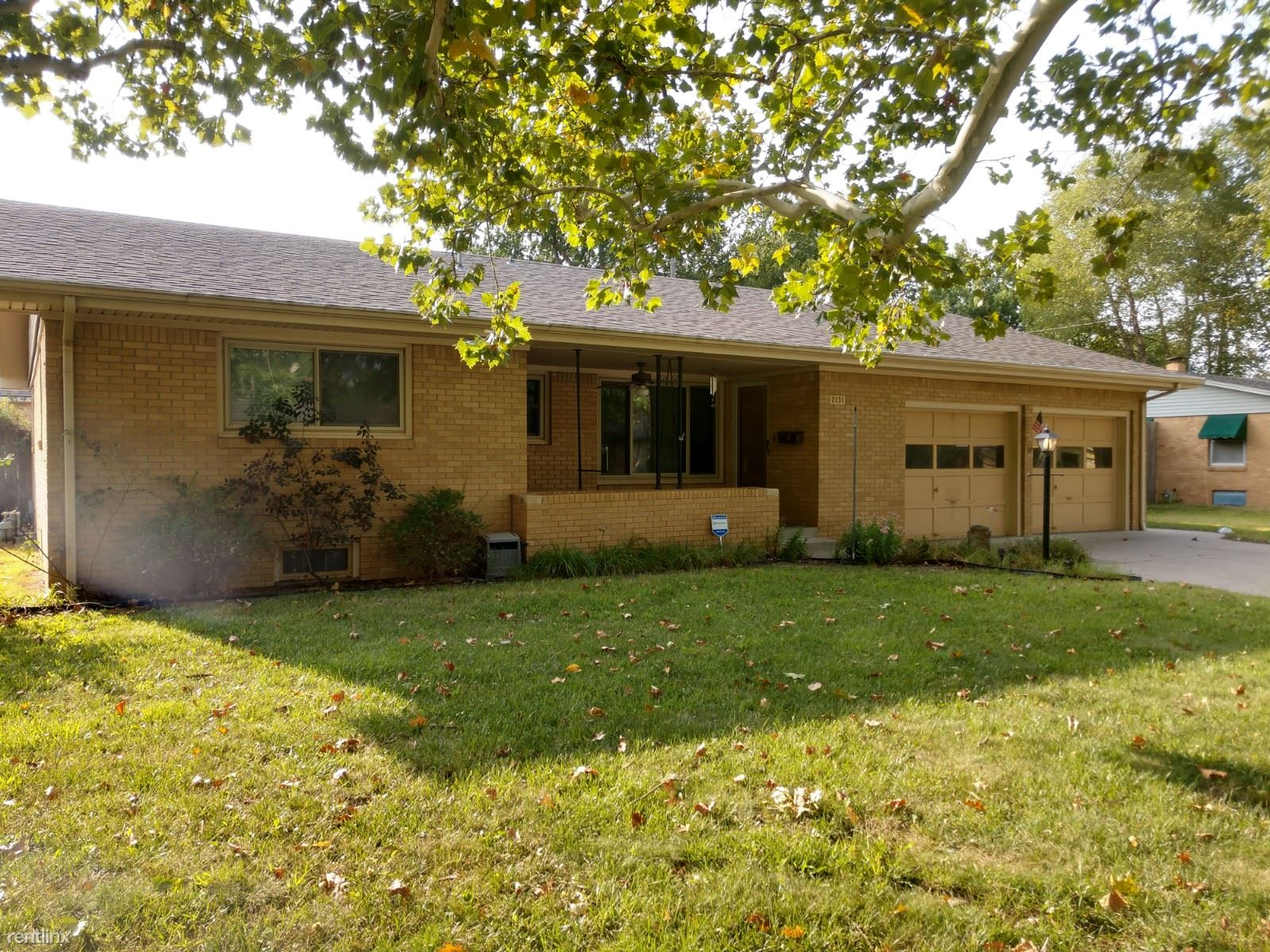 2131 S Chautauqua Ave, Wichita, KS - $1,300