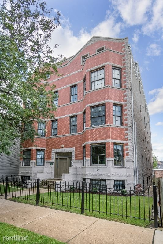 1655 W Wrightwood Ave 3E, Chicago, IL - $4,650