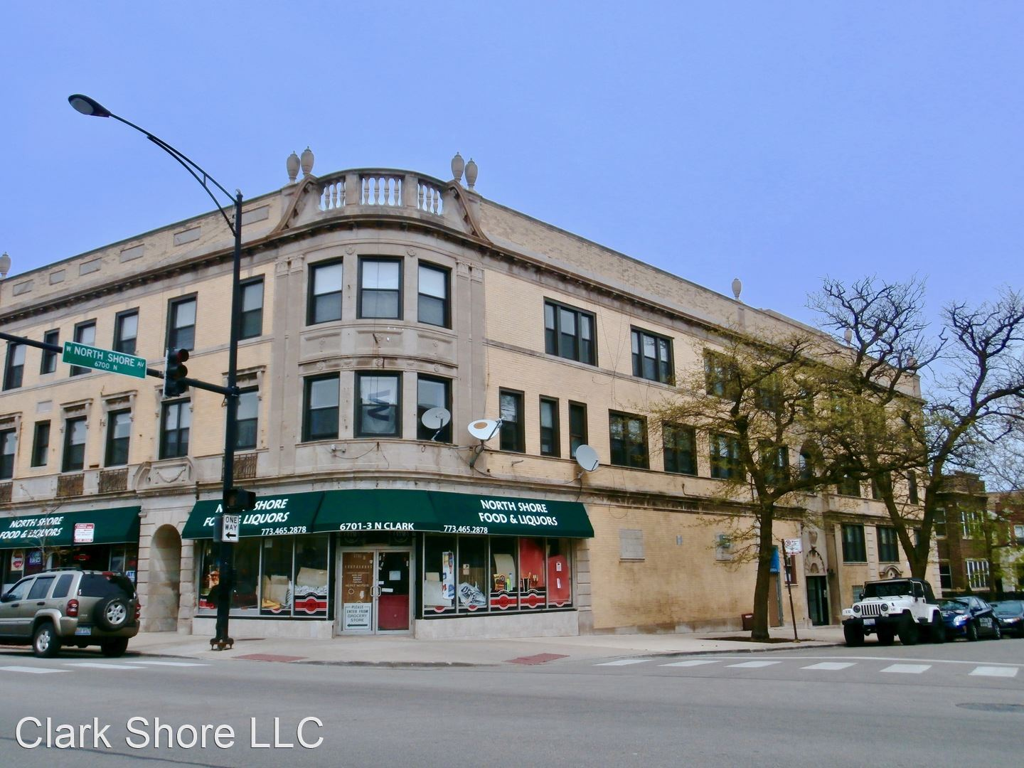 6701-03 N Clark Ave 1634-38 W North Shore Ave