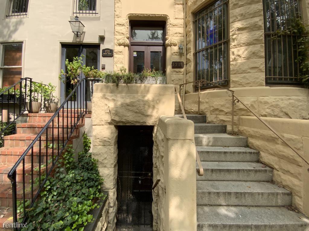 1719 Swann St NW Basement, Washington, DC - $2,500