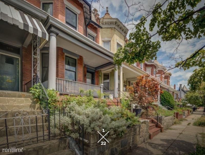 133 Randolph Place Northwest B, Washington DC, DC - $2,000