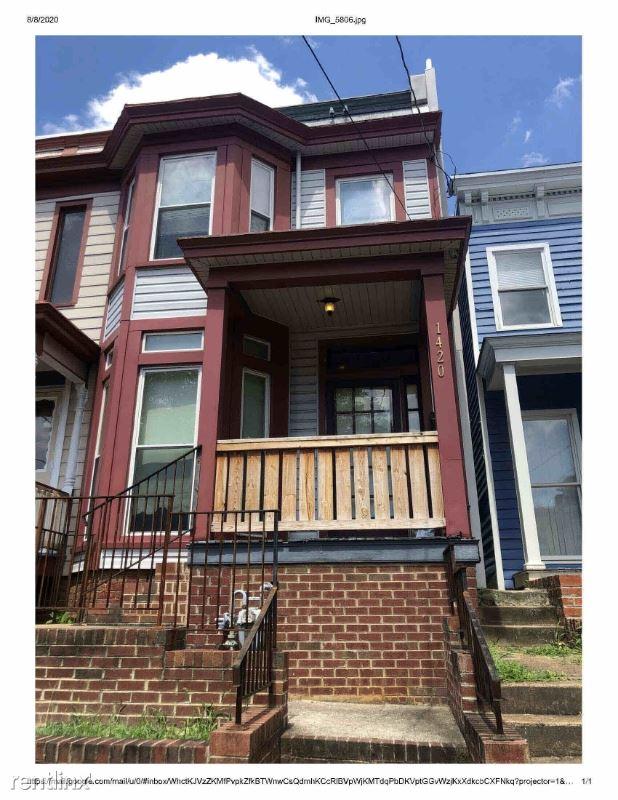 1420 W Clay St, Richmond, VA - $2,050