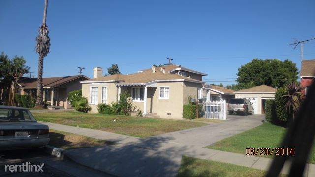 8970 Annetta Avenue, South Gate, CA - $2,600
