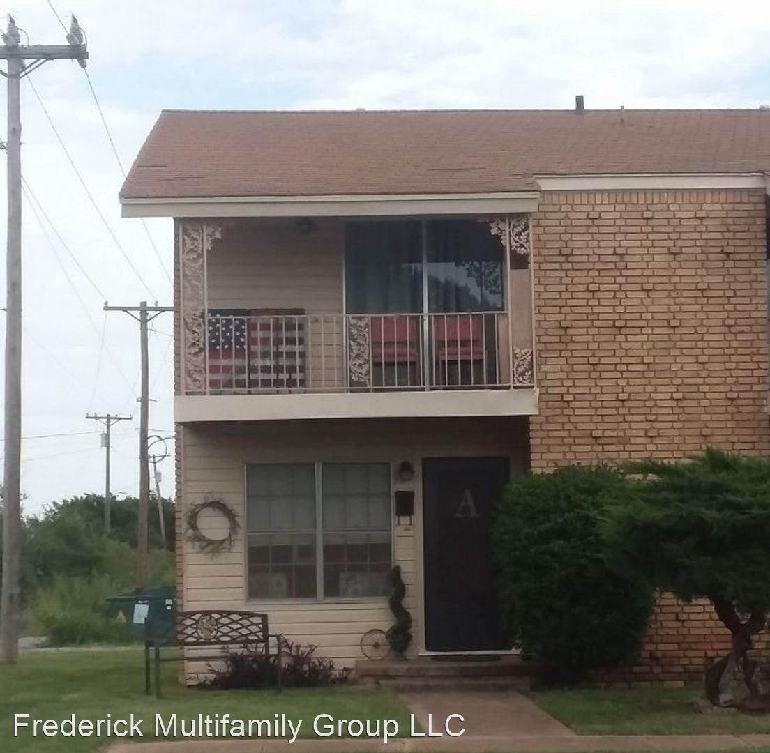 1621 N 13th Street #4, Frederick, OK - $550
