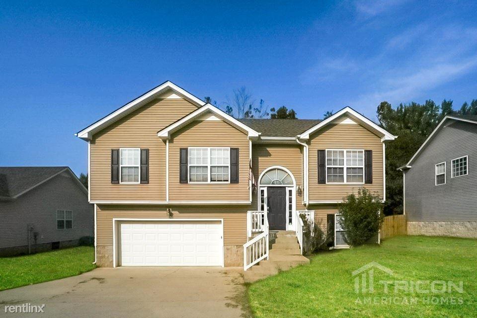 1656 Broad Circle, Clarksville, TN - $1,649