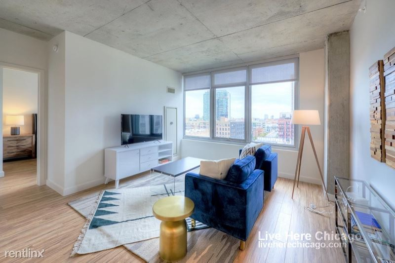 165 N Desplaines St 1206, Chicago, IL - $11,795