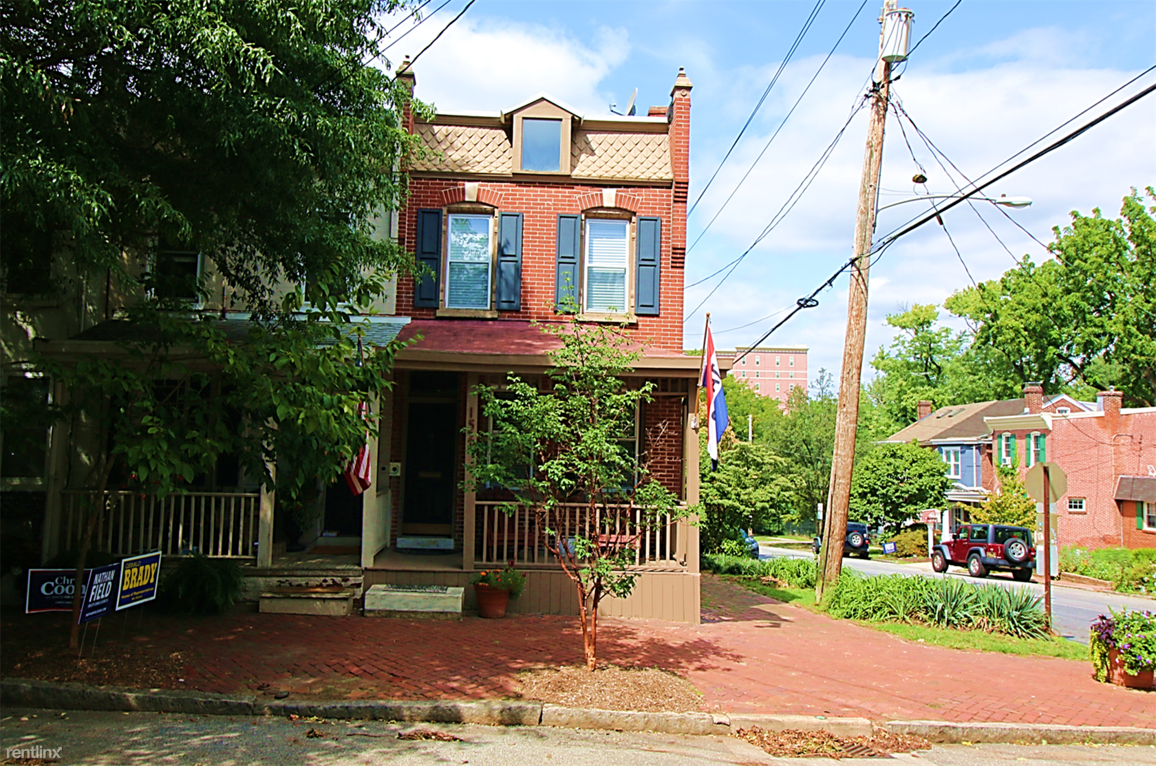 Townhouse for Rent in Wilmington
