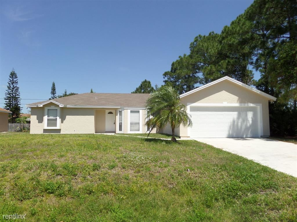 1942 SW Erie St, Port St Lucie, FL - $0
