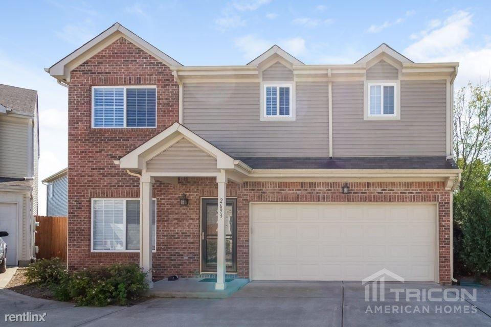 2693 Grand Fir Drive, Greenwood, IN - $1,395