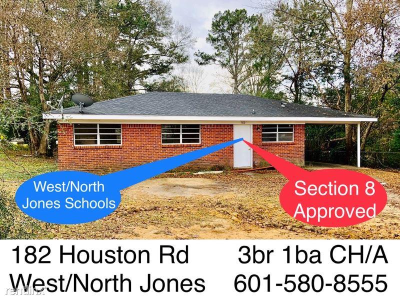 182 Houston Rd, Laurel, MS - $995