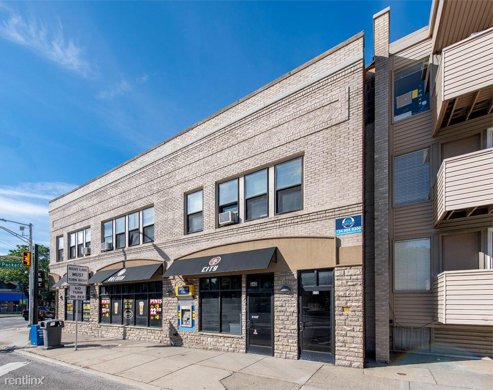 630 Packard St, Ann Arbor, MI - 995 USD/ month