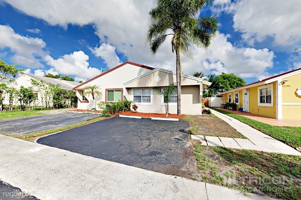 1124 SW 71st Terrace, North Lauderdale, FL - $1,849