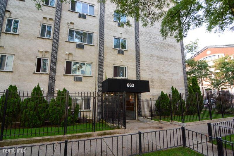663 W Grace St 409, Chicago, IL - $900