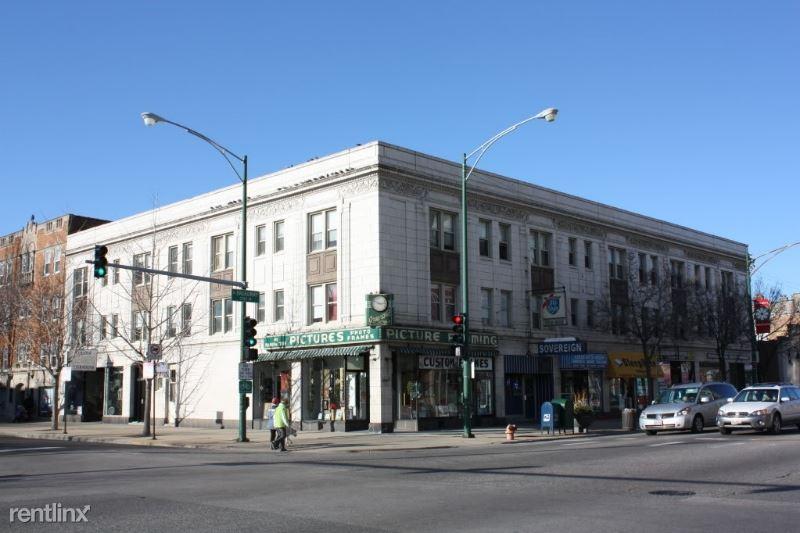 1204 W Granville Ave 216, Chicago, IL - $900