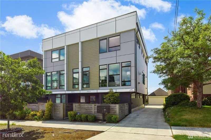 1517 nw 63rd st unit b, Seattle, WA - $3,995