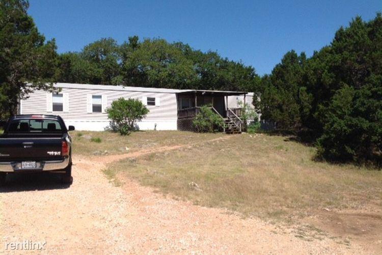 502 Wayside Dr, Wimberley, TX - $1,375