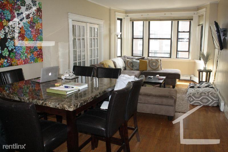 215 Saint Paul St Apt 3, Brookline, MA - $6,500 USD/ month
