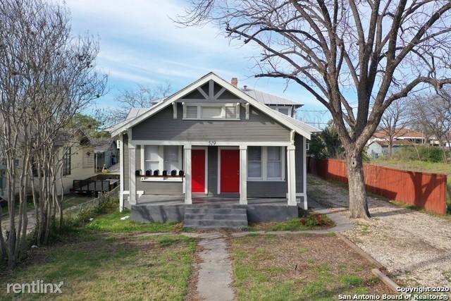519 Hammond Ave, San Antonio, TX - 875 USD/ month