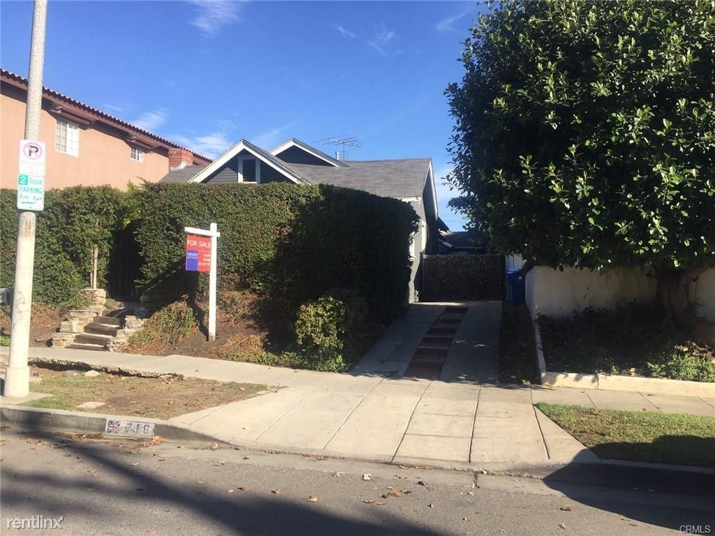 716 N Sierra Bonita Ave, Los Angeles, CA - $4,200 USD/ month