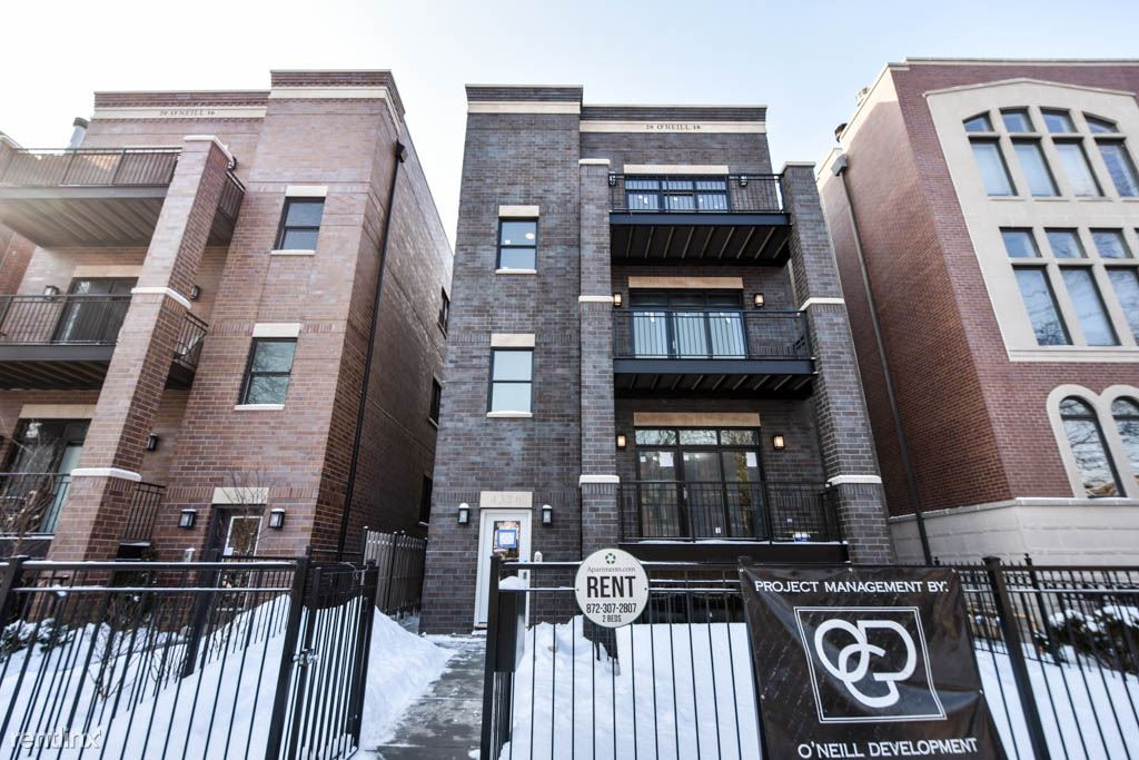 4016 N. Bell, Unit 2 - 15000USD / month
