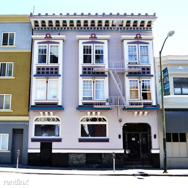 138 Hyde Street 15, San Francisco, CA - $1,195 USD/ month