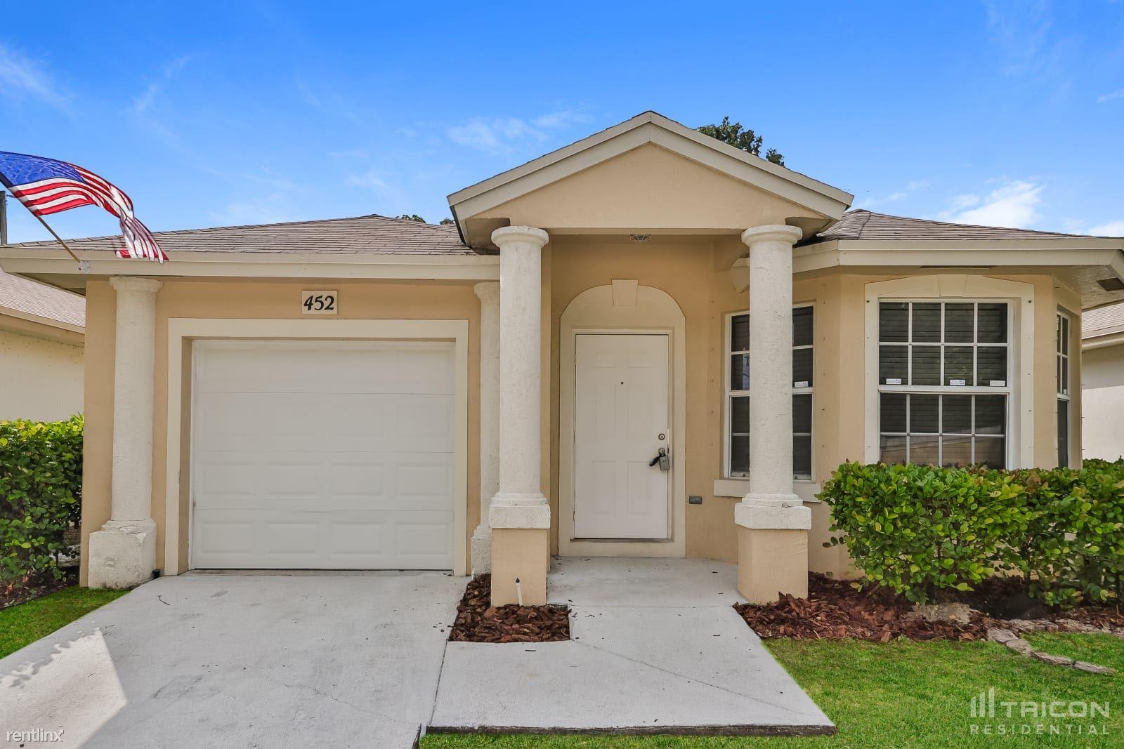 452 S Circle Drive, Boynton Beach, FL - $1,849 USD/ month