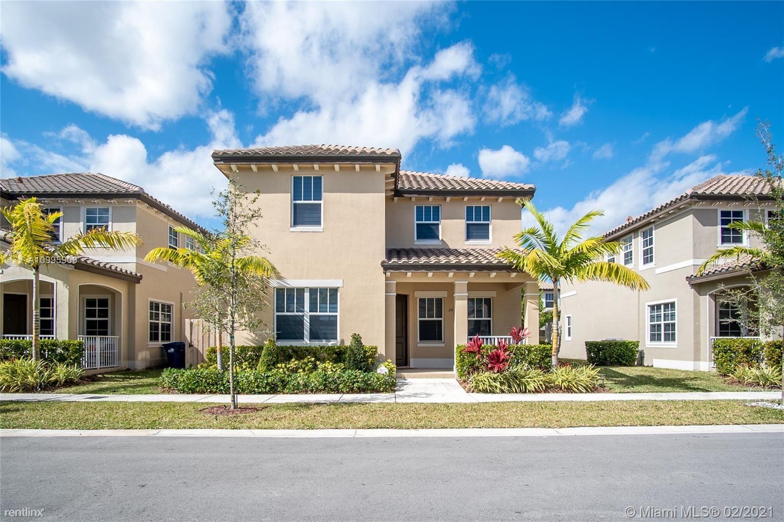 24362 SW 117th Path, Homestead, FL - $2,600 USD/ month