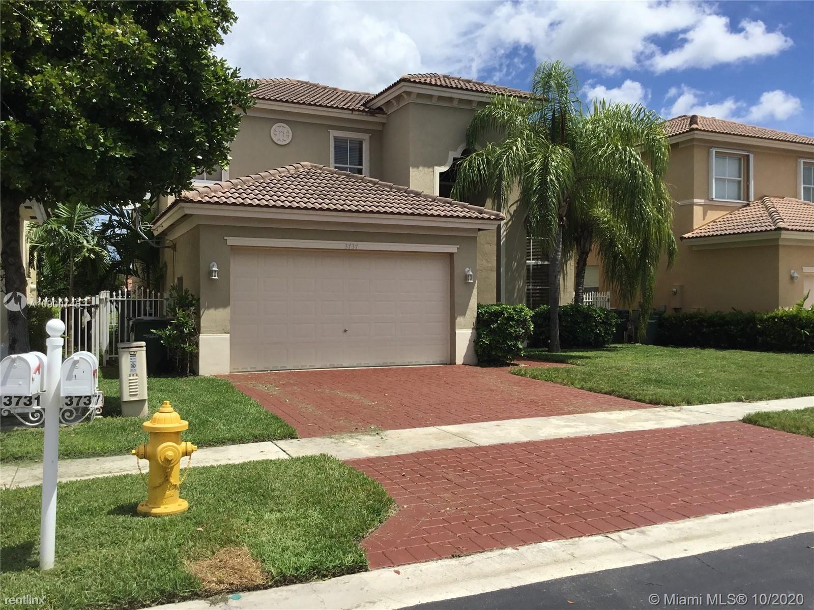 3737 NE 19th St, Homestead, FL - $2,900 USD/ month