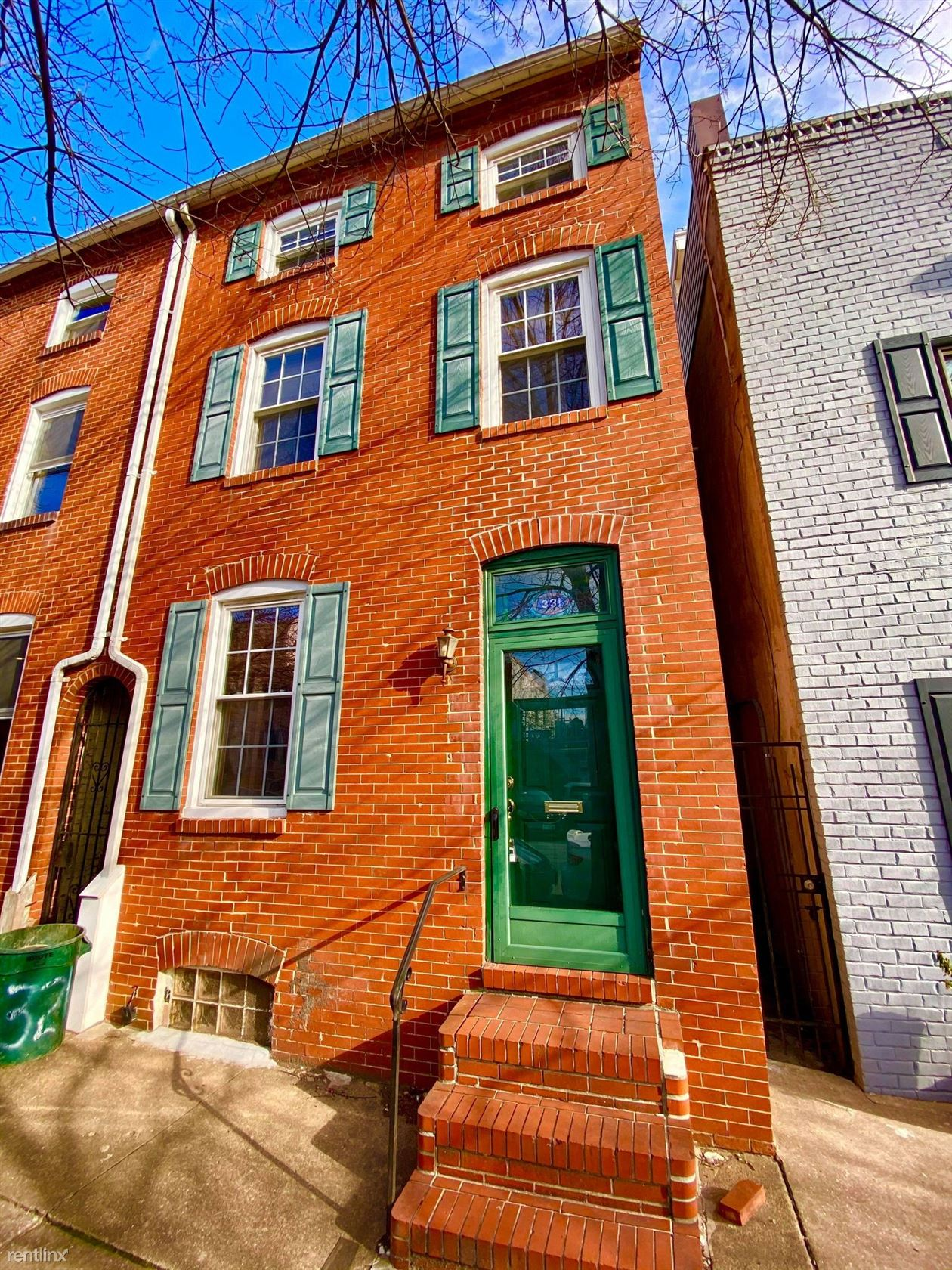 331 S Ann St, Baltimore, MD - $2,150 USD/ month