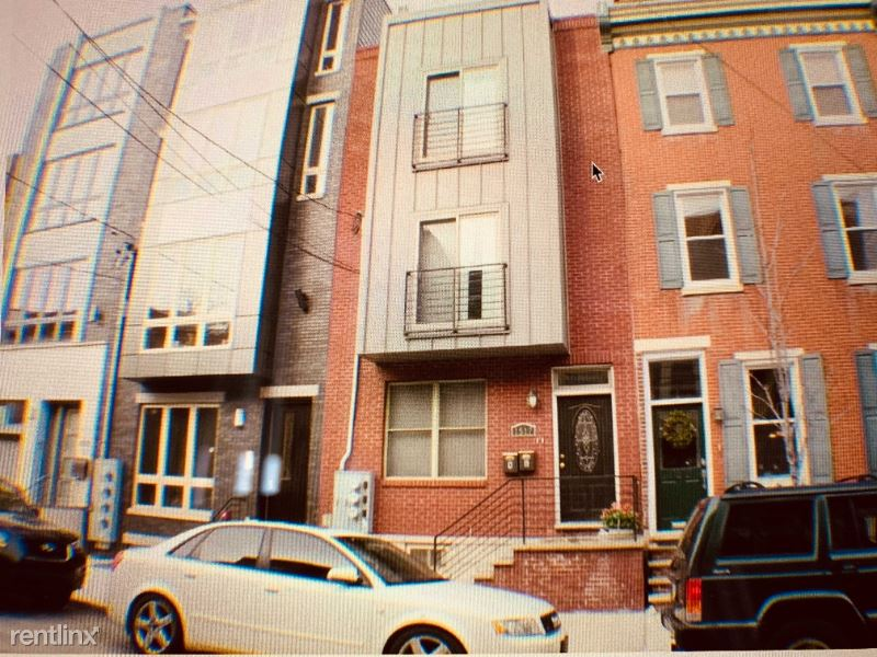 1517 BAINBRIDGE STREET, Unit B B, Philadelphia, PA - $3,200 USD/ month