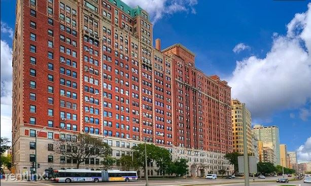 N Lake Shore Dr, Chicago, IL - $13,995 USD/ month