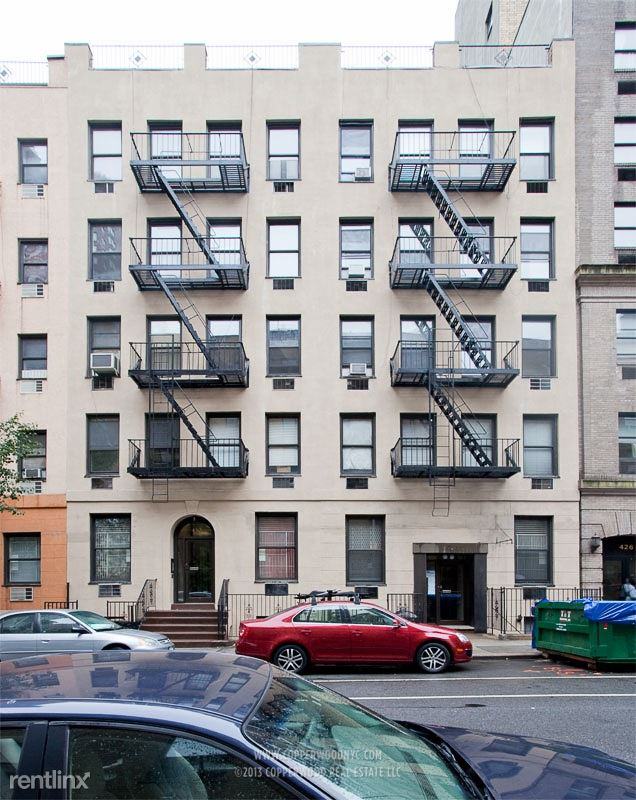 428 East 89th Street 4D, Upper East Side Manhattan, NY - $1,902 USD/ month