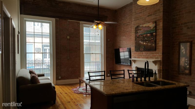 Decatur St., New Orleans, LA - $2,875 USD/ month