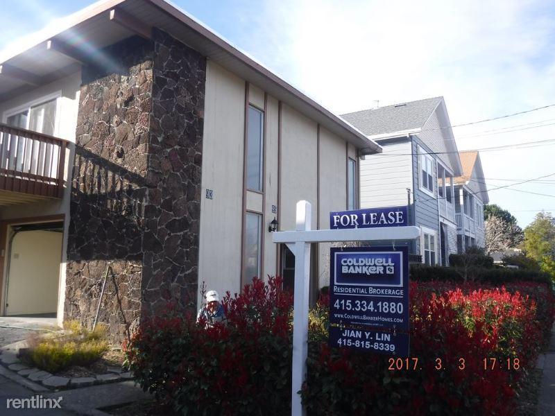 Clark Street, San Rafael, CA - $4,000 USD/ month