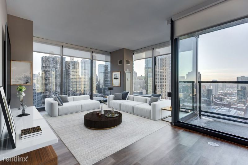 507 N State 3105, Chicago, IL - $5,208 USD/ month