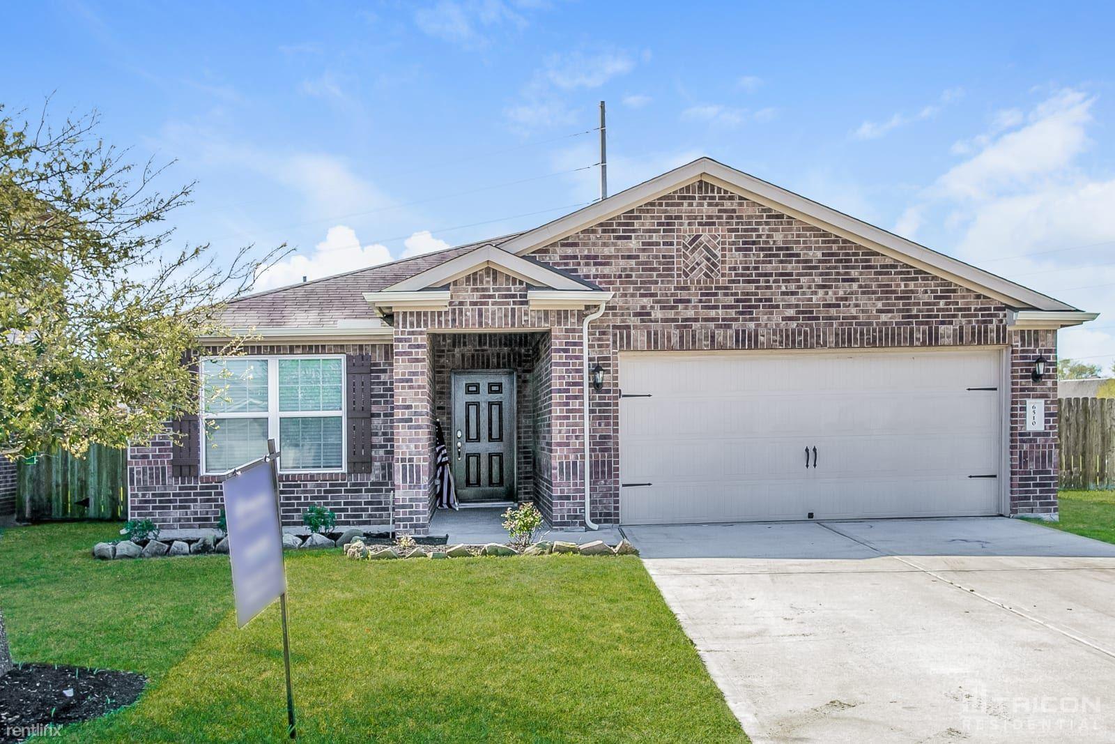 6510 Snowbell Court, Richmond, TX - $1,649 USD/ month