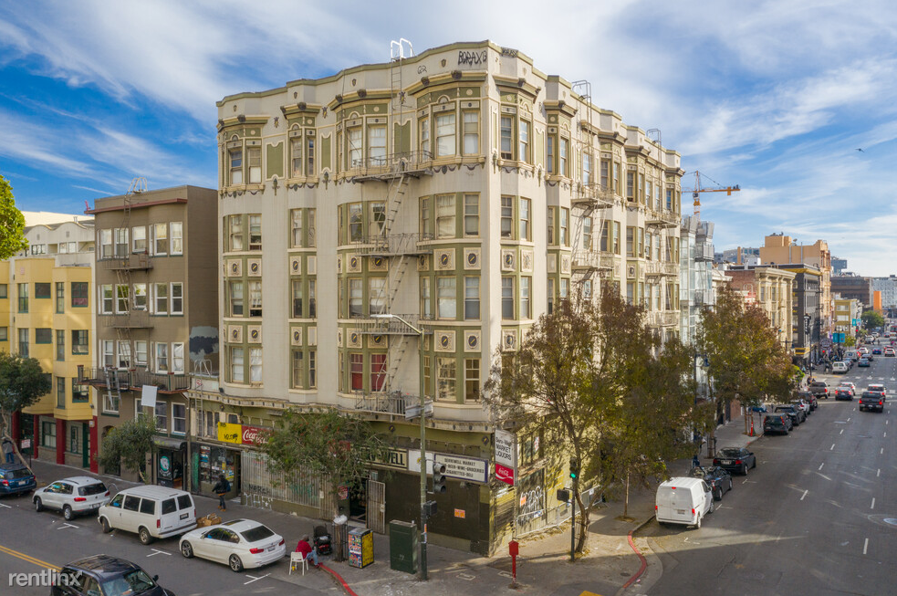 360 Hyde Street 301, San Francisco, CA - $1,295 USD/ month