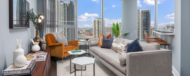 302 N Canal St 3701, Chicago, IL - $6,175 USD/ month