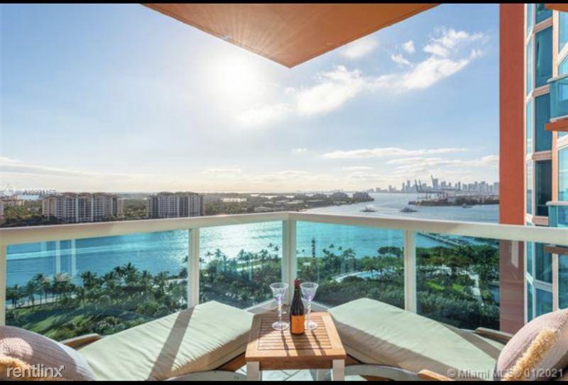 300 S Pointe Dr, Miami Beach, FL - $8,500 USD/ month