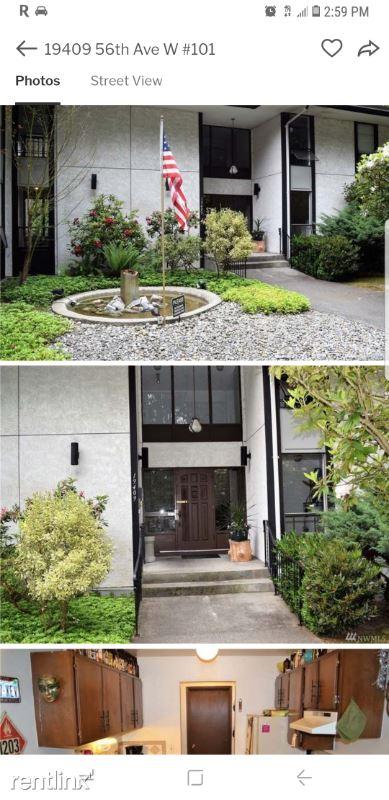 19409 56th Ave W , Lynnwood WA 101, Lynnwood, WA - $1,300 USD/ month