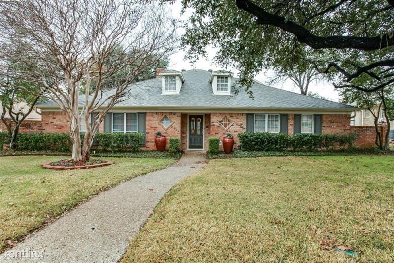 8639 Clover Meadow Dr., Dallas, TX - $4,300 USD/ month