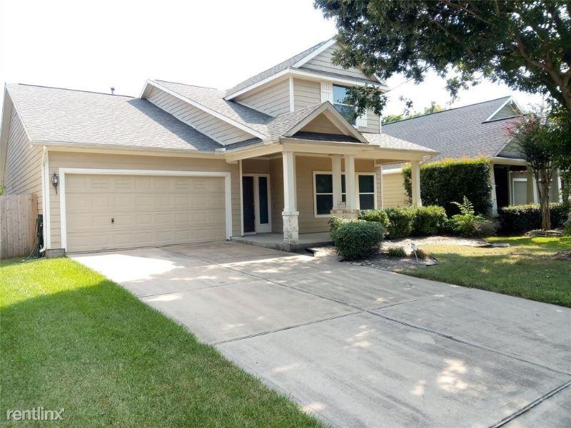15815 W Stiller Park Drive, Cypress, TX - $2,050 USD/ month