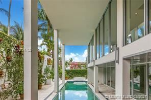 Palm Ave and S Coconut Ln, Miami Beach, FL - $25,000 USD/ month