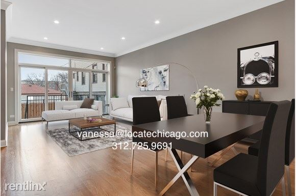2319 N Southport Ave, Chicago, IL - $5,200 USD/ month