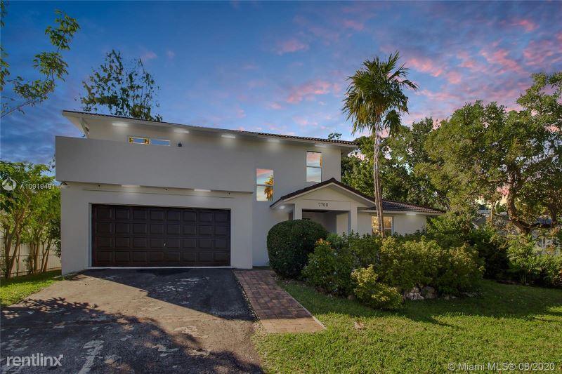 7700 Beachview Dr, North Bay Village, FL - $12,500 USD/ month