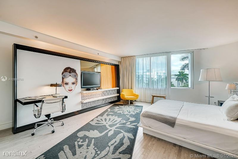 1100 West Ave, Miami Beach, FL - $4,500 USD/ month