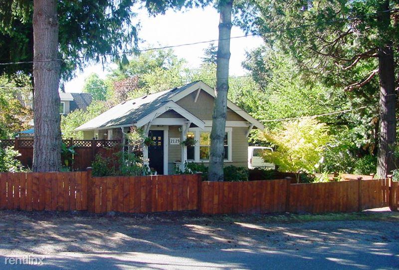 2129 N 90th St., Seattle, WA - $3,100 USD/ month