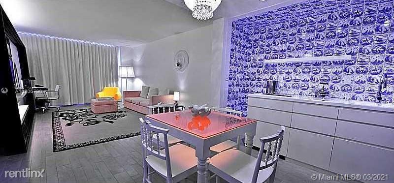 1100 West Ave 1214, Miami Beach, FL - $5,500 USD/ month