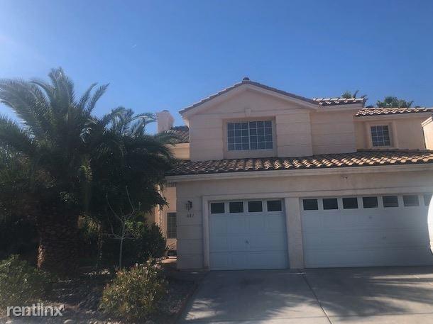 881 Donelle Ave, Las Vegas, NV - $2,600 USD/ month