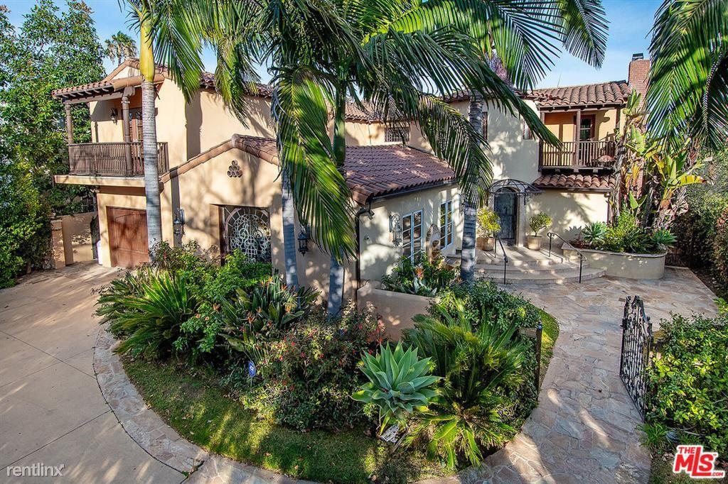 302 N McCadden Pl, Los Angeles, CA - $20,000 USD/ month